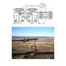 Автоматизированное запорно-регулирующее устройство