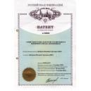 Защитная рамка для регистрационного знака автомобиля