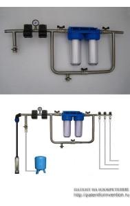 Устройство для подачи воды из колодца, скважины