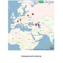 Размещение метки на карте навсегда