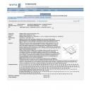 Упаковка с носителями информации для электронной книги