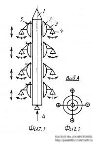 Ракета внешние баки с горючим