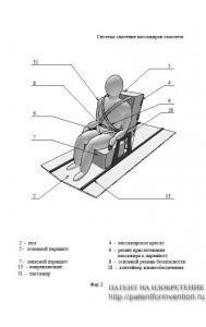 Система спасения пассажиров самолета