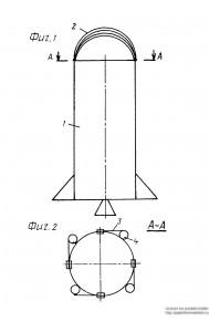 Ракета приспособление для маневрирования