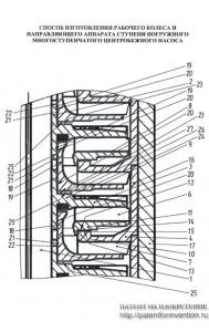 Способ изготовления рабочего колеса центробежного насоса