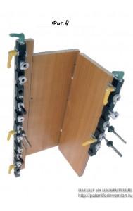 Кондуктор для сверления отверстий