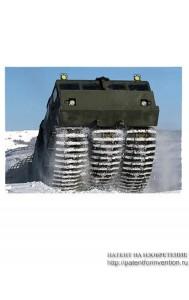 Снегоболотоход - Гусеничный Транспортер